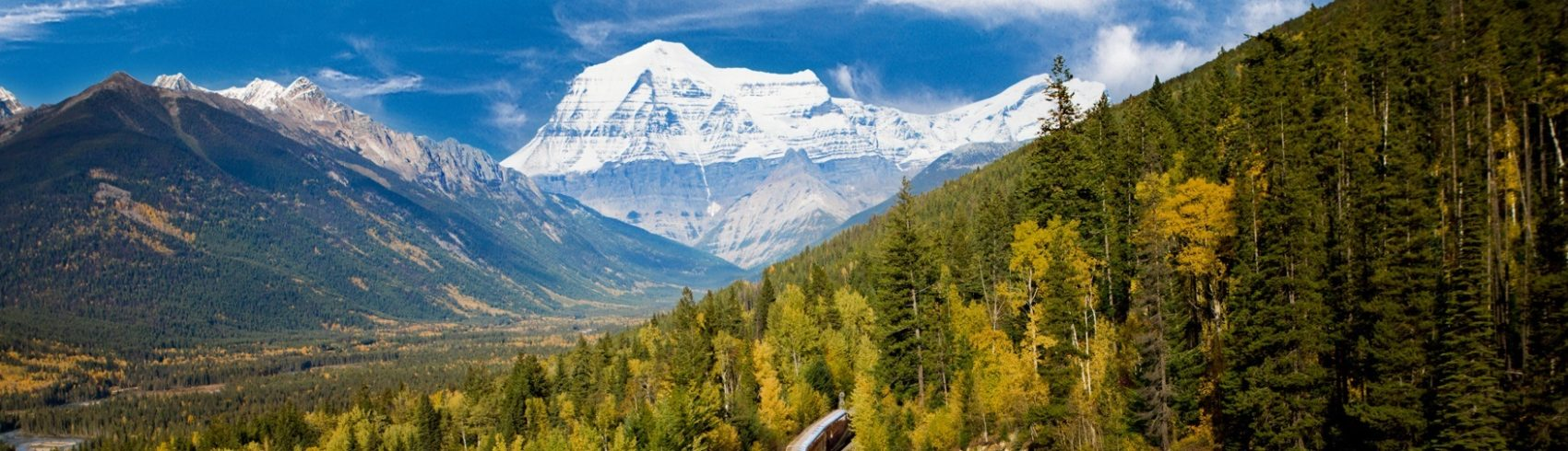 alberta Canadian Rockies holidays train