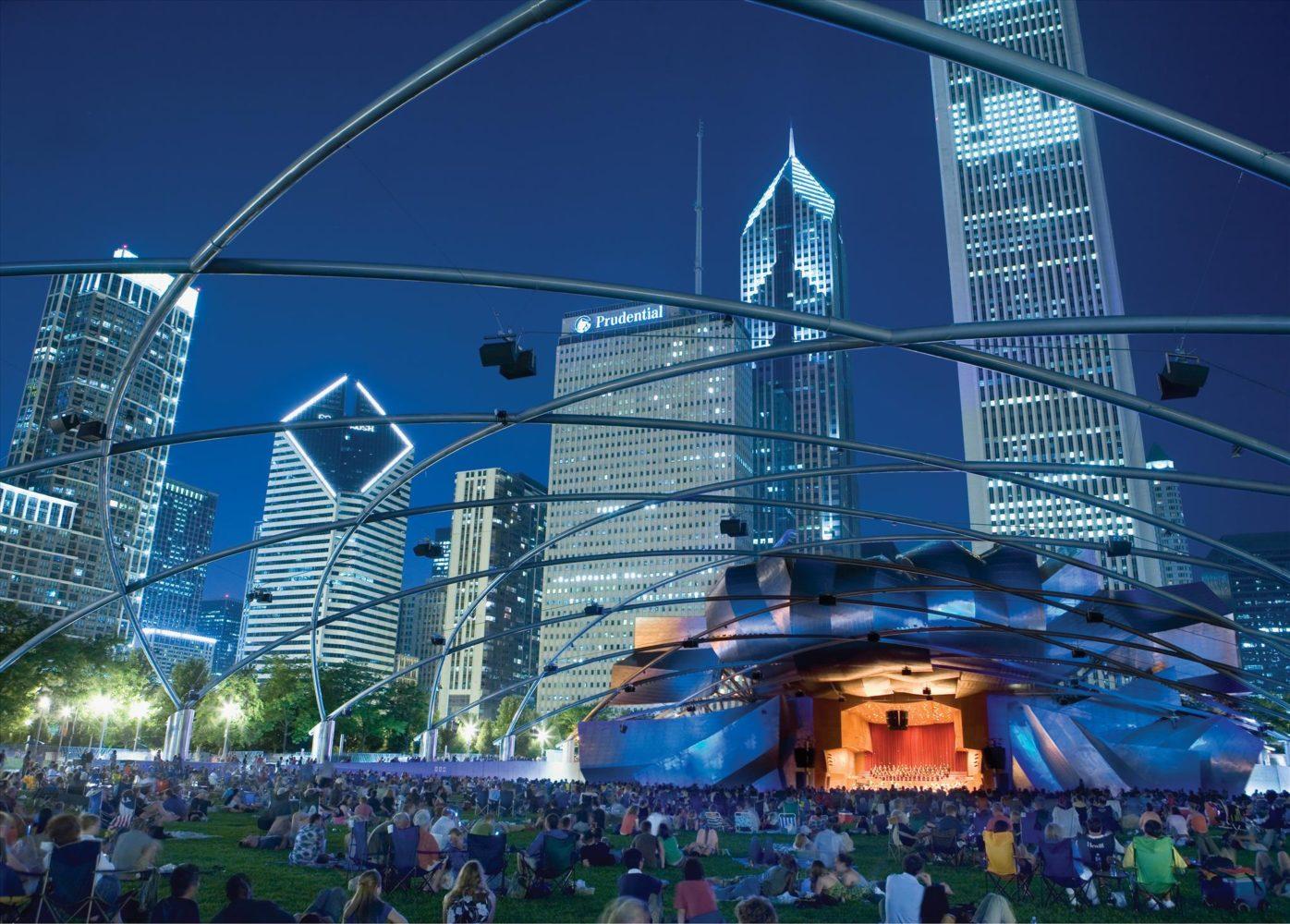 Chicago USA city breaks