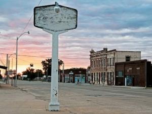 Erick, Oklahoma - Route 66 ghost town