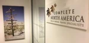 Complete North America offices