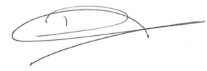 Duncan Harwood signature