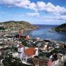 Aerial View of Downtown St. John's (1)