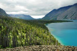 Kluane Lake Kathleen, Alaska