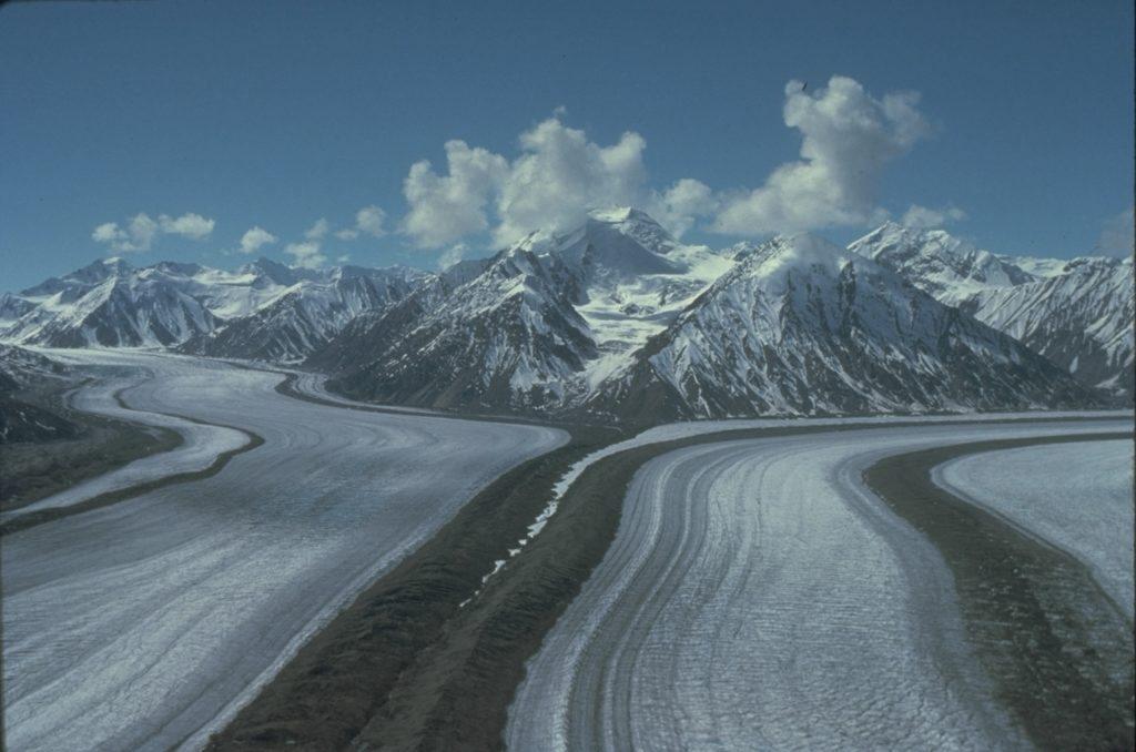 Kluane National Park Glaciers