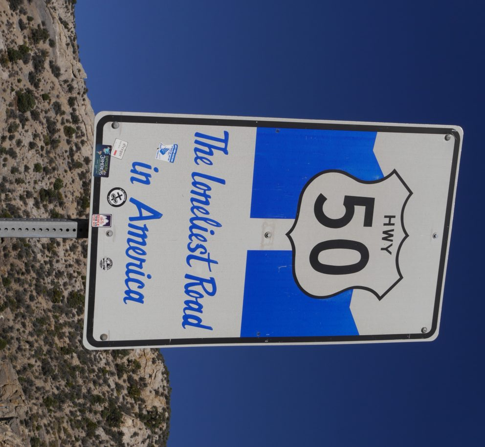 Lincoln Highway - The Loneliest Road In America