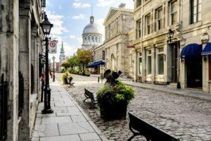 Quebec holidays