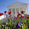 Springtime at the Virginia State Capitol