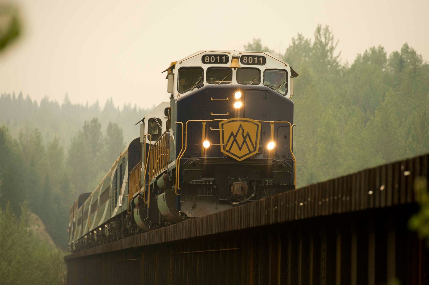 Rocky Mountaineer Train, Canadian Rockies