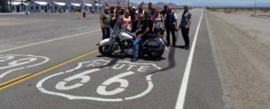 route 66 motorcycle guided