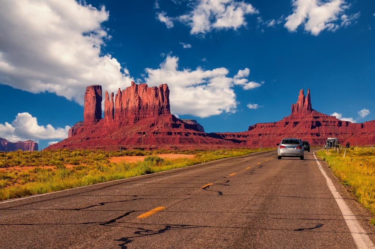 Canyon & Rockies fly drives