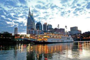 General Jackson showboat, Nashville