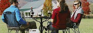 Wine trail capital region holidays