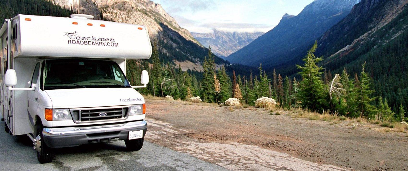 Canada Motorhomes & Campervan rental