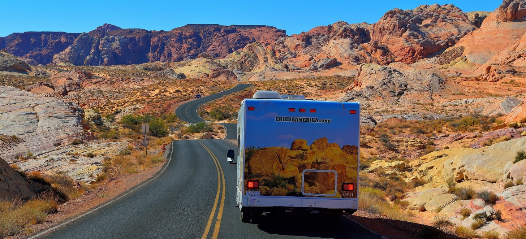 Canyons & Rockies motorhome holiday