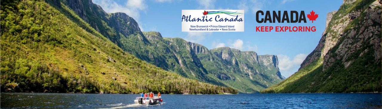 Atlantic Canada by motorhome