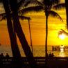 Casa Florida at sunset