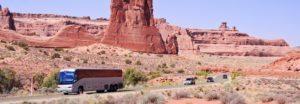 Canyons & Rockies escorted holidays