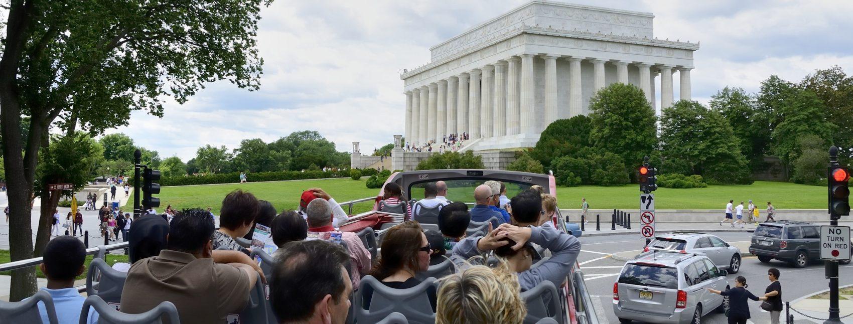Capital region escorted tour