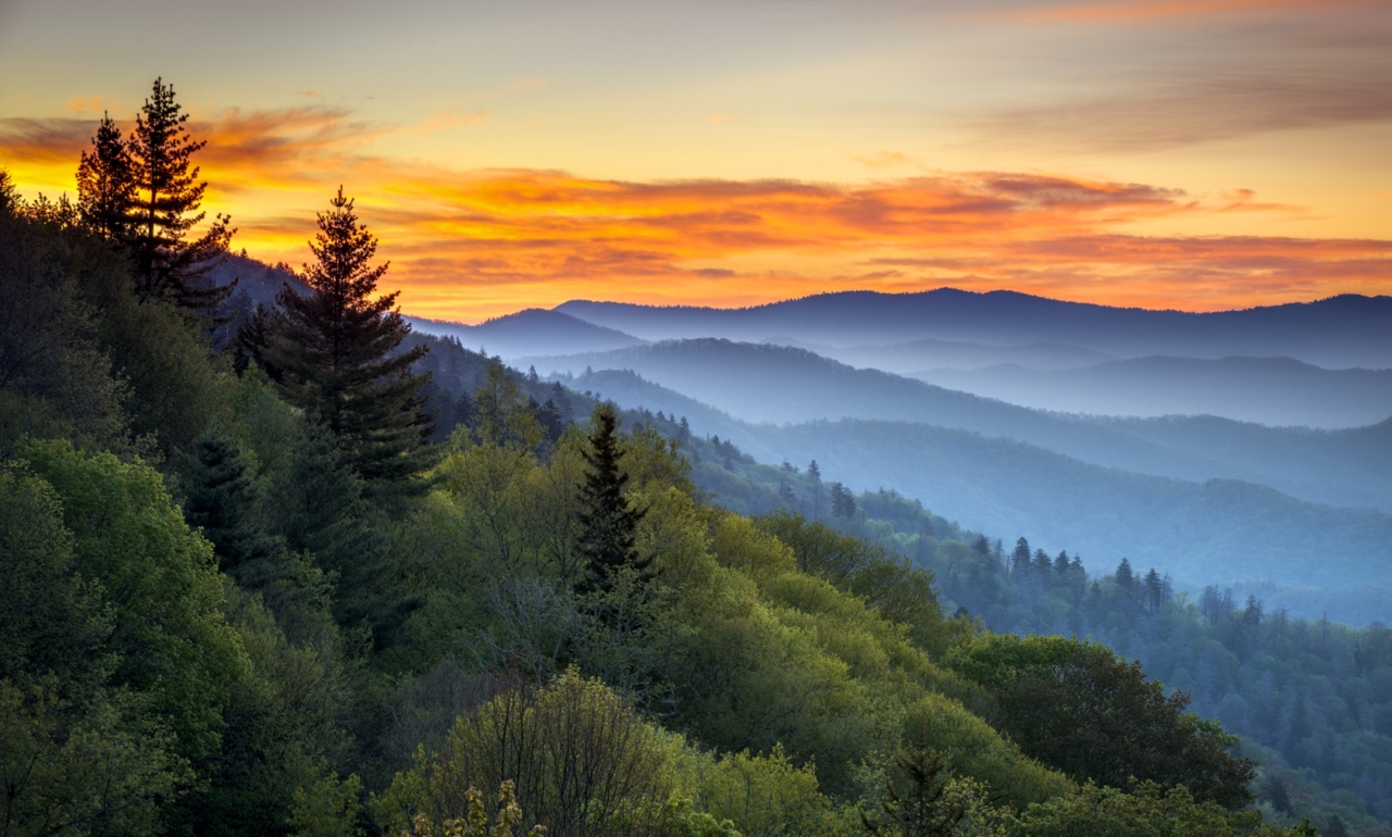 Smoky Mountains, Georgia