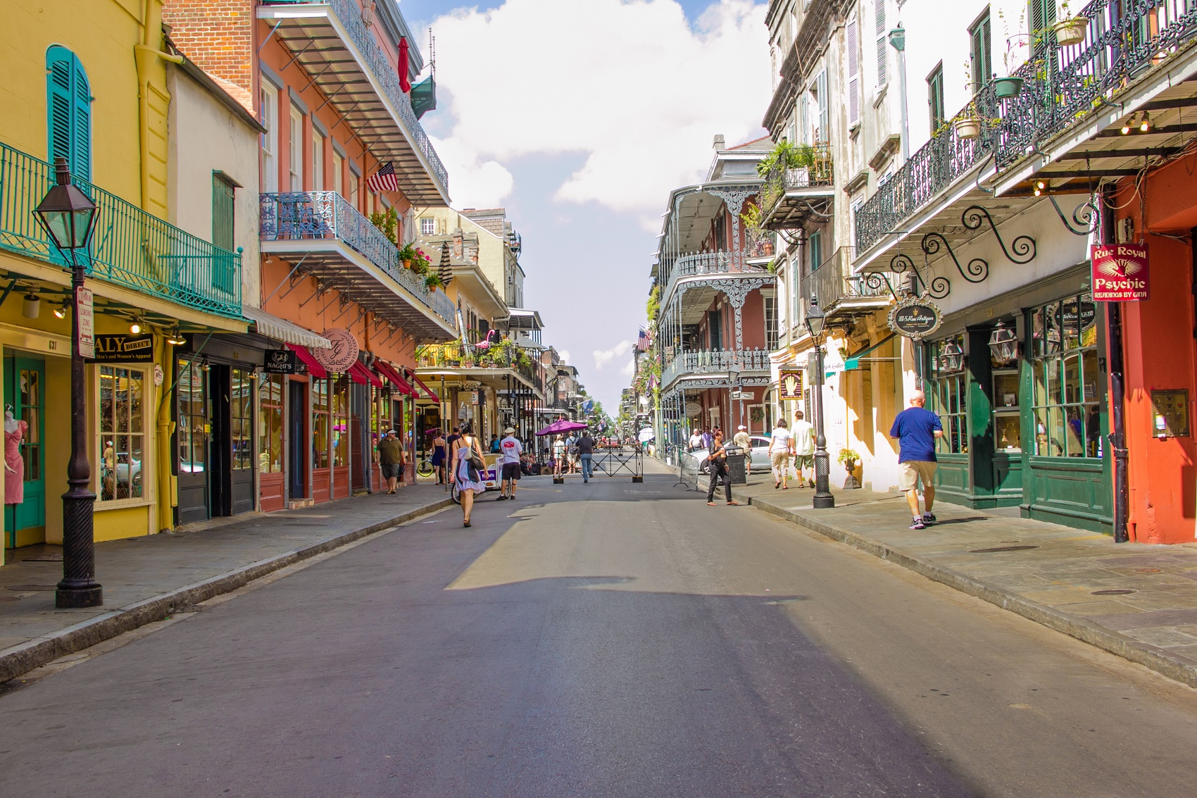 New Orleans on a Budget | Royal Street New Orleans