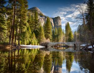 Yosemite, California coach tour