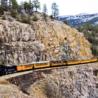 Durango train, Colorado