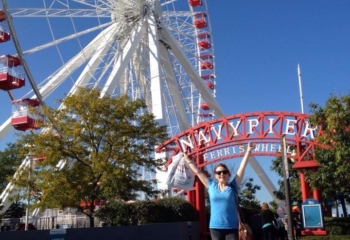 Me at Navy Pier