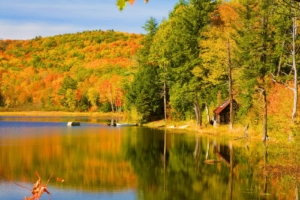 New England self catering holiday