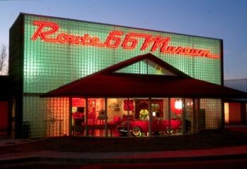 Oklahoma Route 66 Museum - Clinton, OK