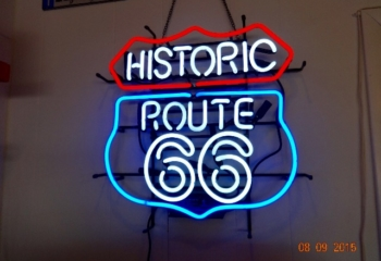 Route 66 sign2