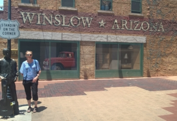 Route 66 winslow
