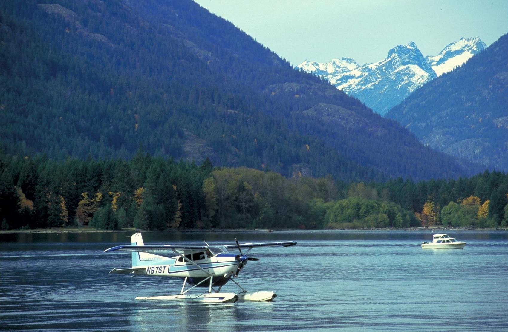 Washington fly drive