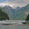River boat at Stikine River