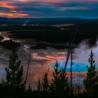 Yellowstone escorted tour