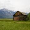 An abandoned cabin outside Aspen