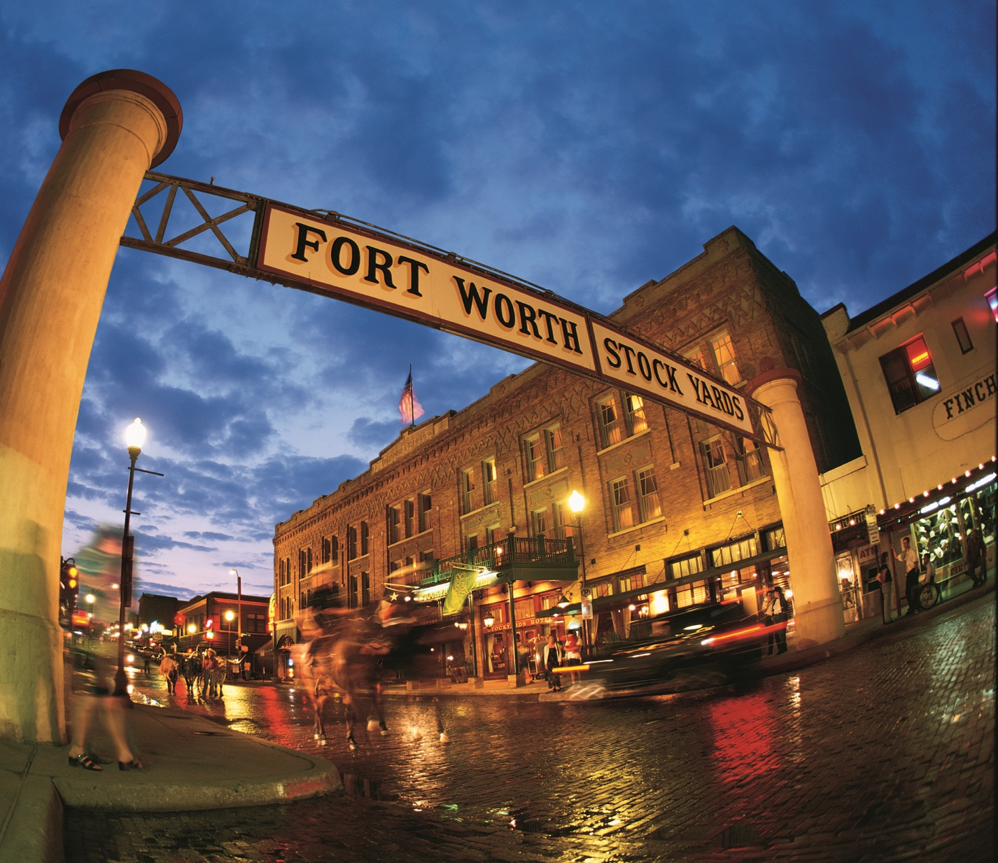 Fort Worth Stockyards, Texas