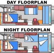 C25 floorplan