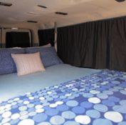 Escape Mavericks bed