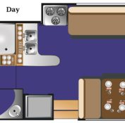 road bear c28-30 floorplan day