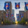 Larimer Square Flags