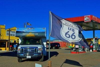 Route 66 by Motorhome