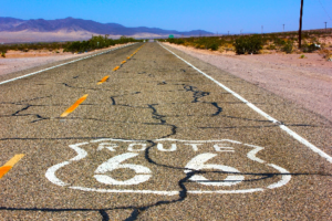 Reduced one way fees on 2019 selected RV Route 66 rentals