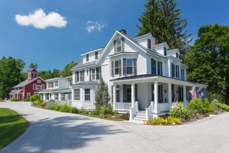 The Inn At Manchester, Manchester, Vermont