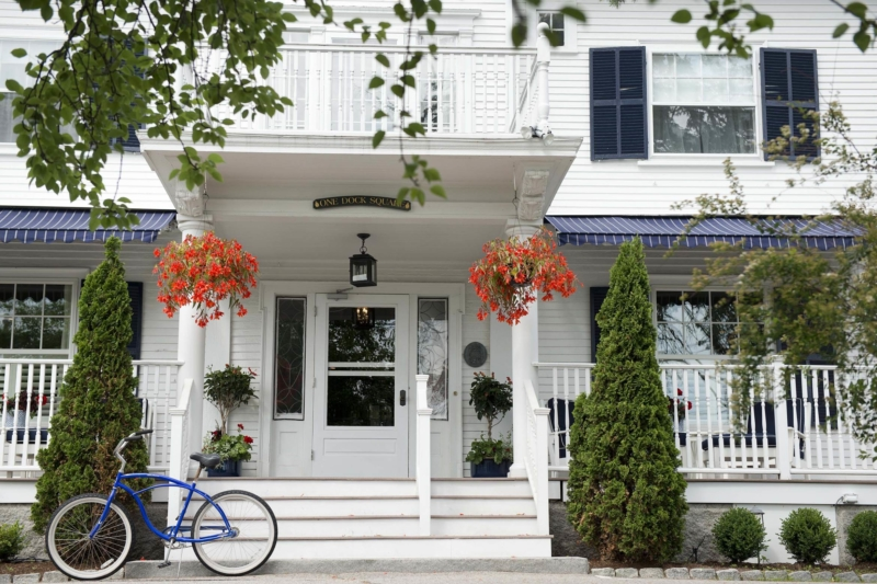 Kennebunkport Inn, Kennebunkport, Maine