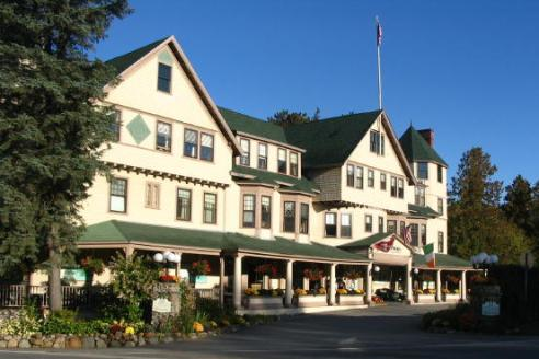 The Wentworth Inn, Jackson, New Hampshire