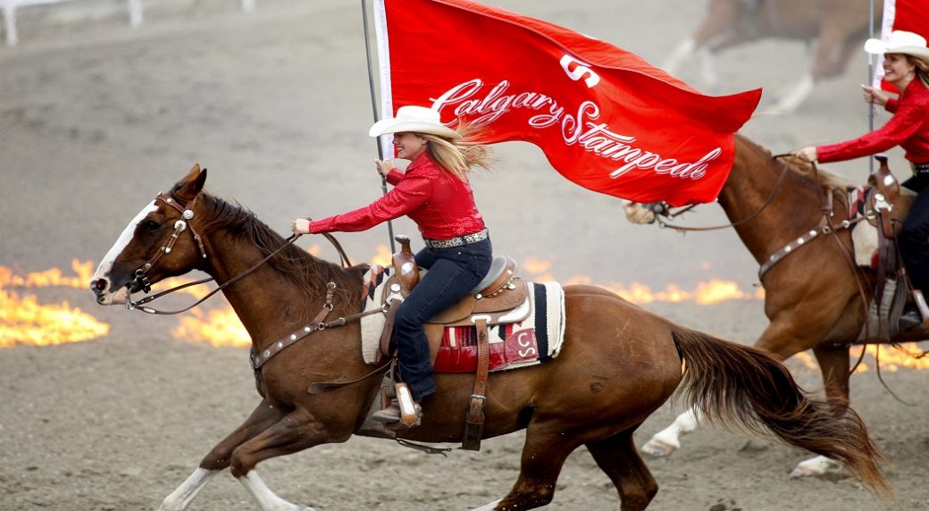 Calgary Stampede Adventure Package
