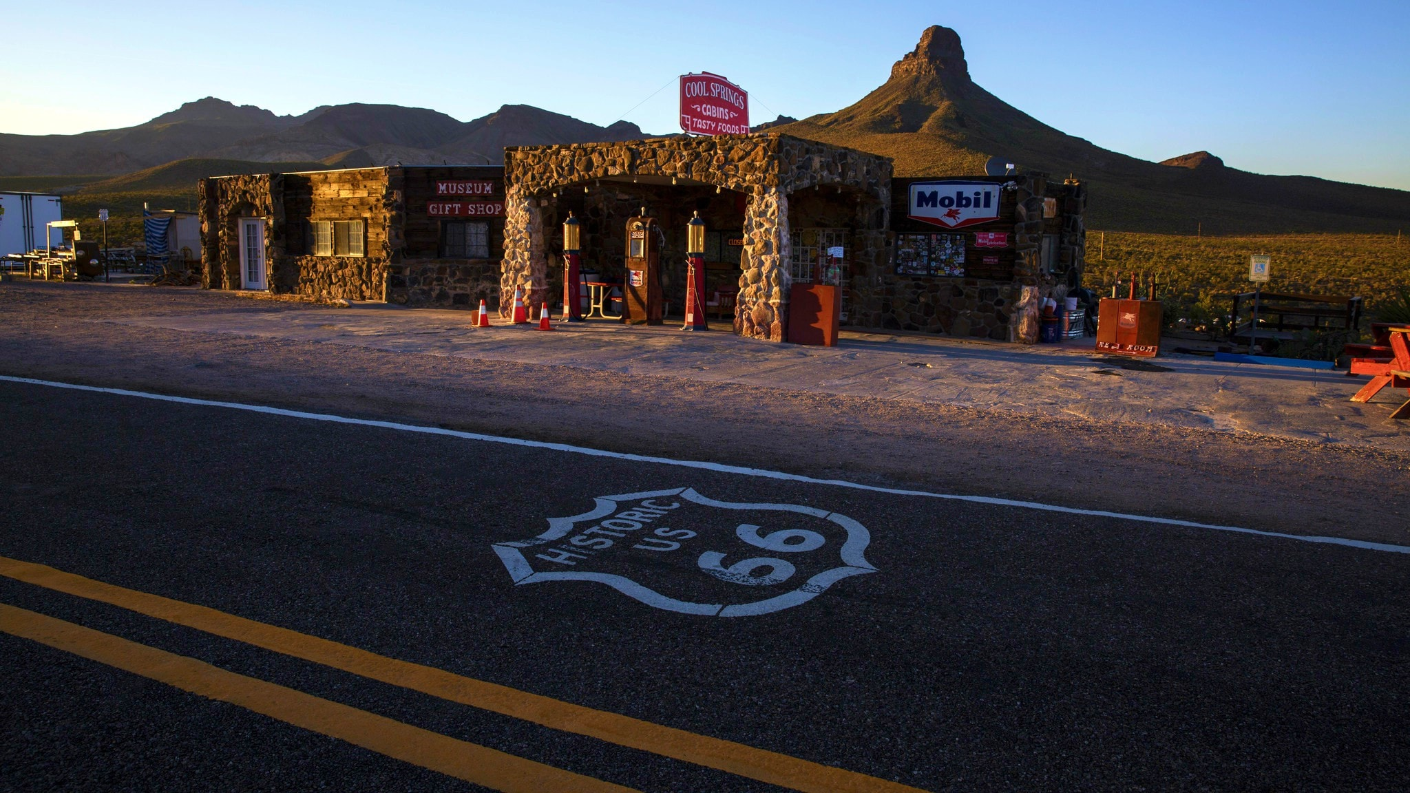 Historic Route 66 Escorted Tour