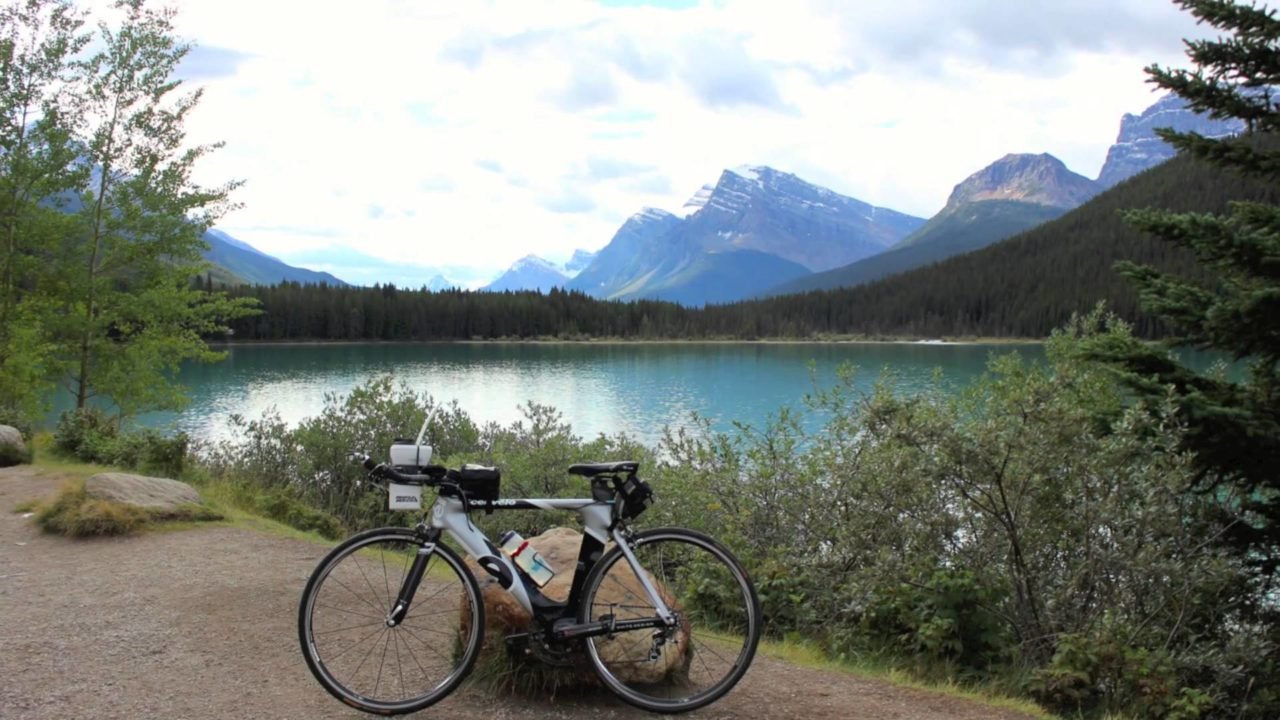 Rockies by Bike Canada Adventure Package