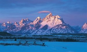 Yellowstone's Winter Wonders Escorted Adventure Holiday