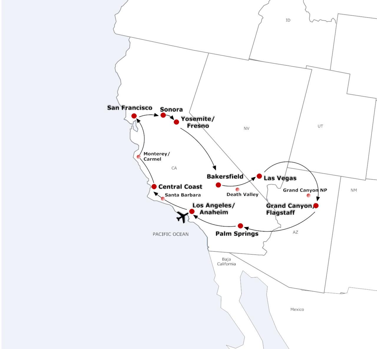 los-angeles-gateaway-map